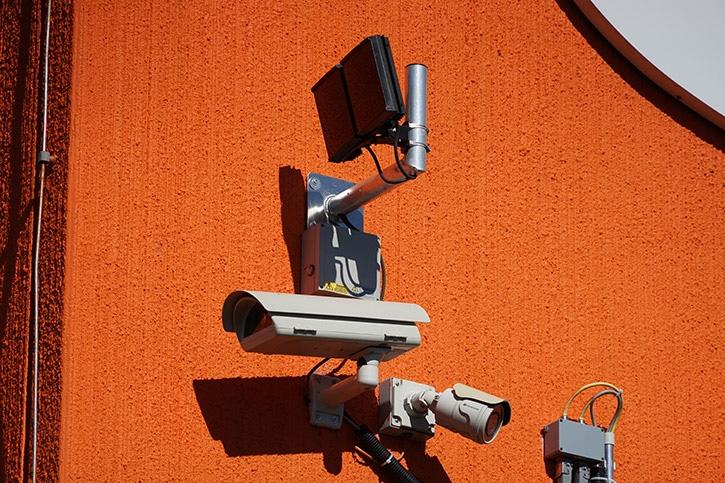 Gebrüder Weiss | Videoüberwachung im Umschlagslager