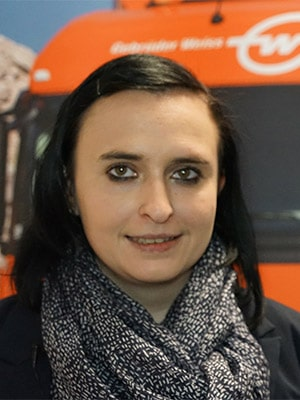 Diana Koplenig | Gebrüder Weiss | Videoüberwachung im Umschlagslager