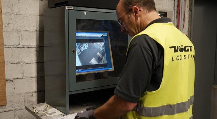 Anwenderbericht Voigt | Videoüberwachung in der Lagerlogistik