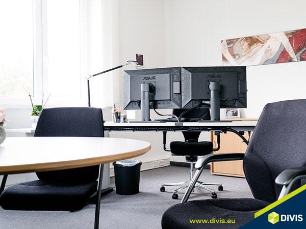 DIVIS Räumlichkeiten in Bordesholm | Videoüberwachungssysteme für die Logistik