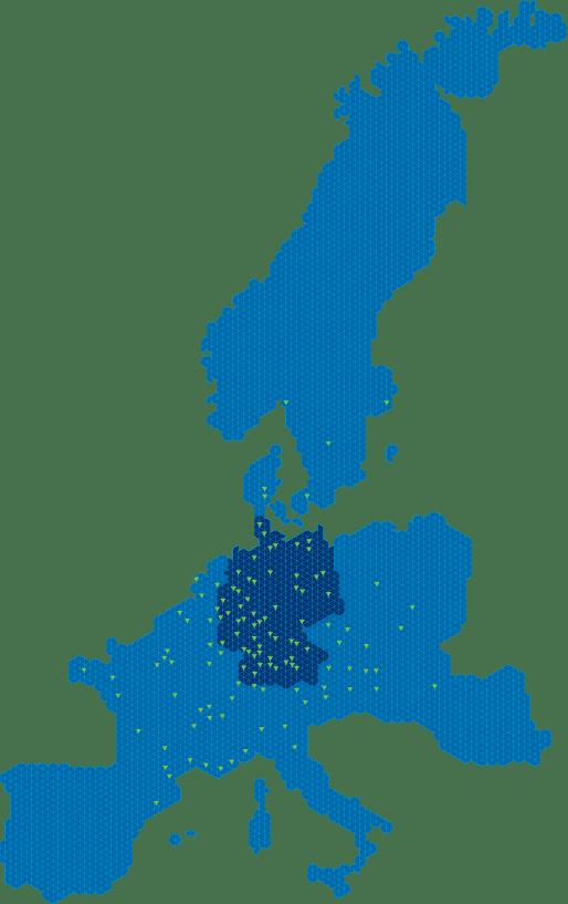 Videolösungen für die Logistik europaweit im Einsatz
