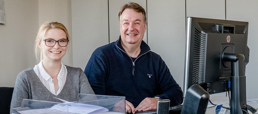 DIVIS Team Einkauf Dalina Schmüser | Dirk Bokelmann