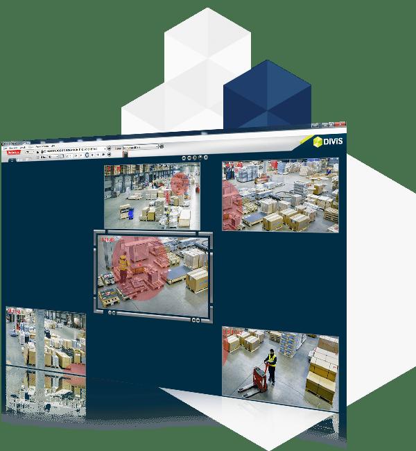 CargoVIS - Videoüberwachung für die Warenverfolgung