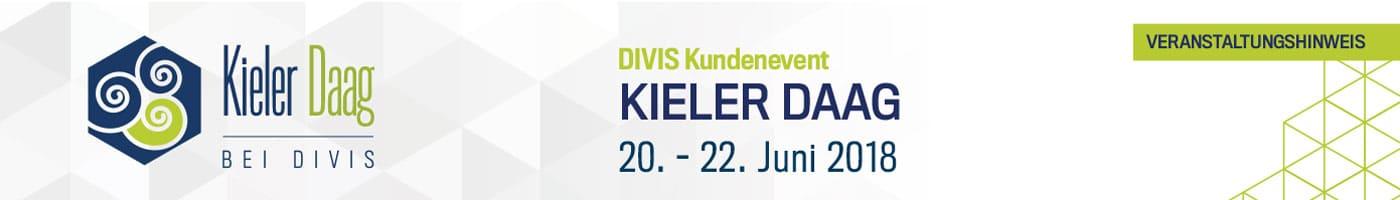Kundenevent - DIVIS | Videolösungen für die Logistik