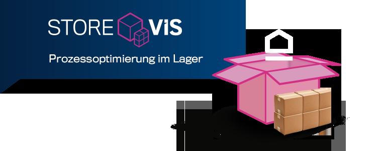 StoreVIS für die visuelle Sendungsverfolgung in der Logistik