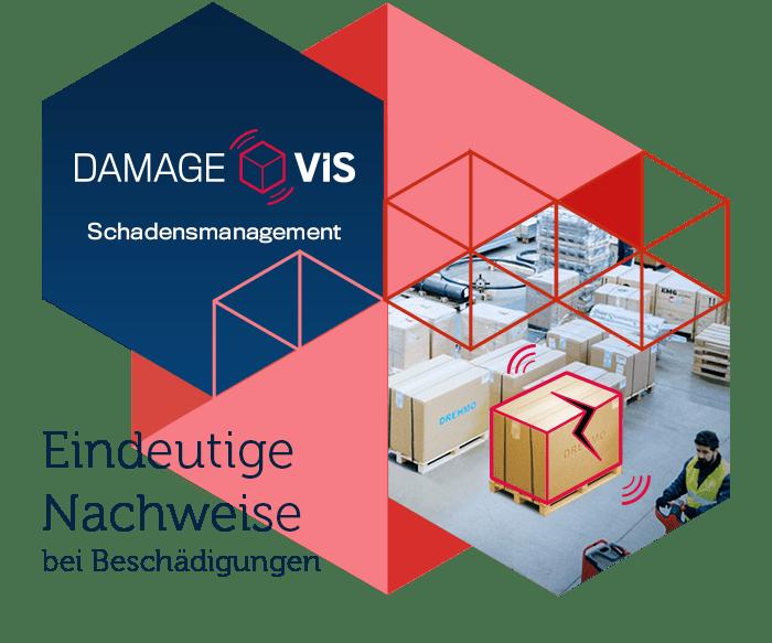 DamageVIS Schadensdokumentation Software für den Warenumschlag