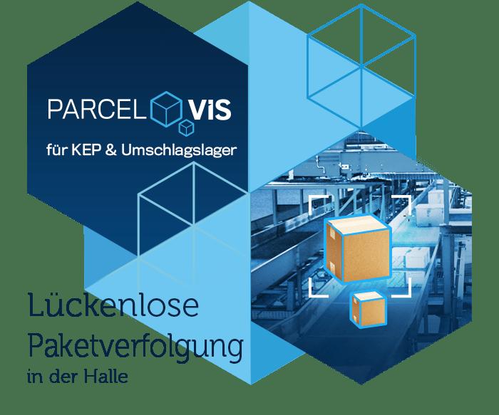Videolösungen für die Logistik - bildgestützte Sendungsrecherche im Umschlagslager