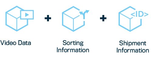 The ParcelVIS software for image-based consignment research in the transshipment warehouse