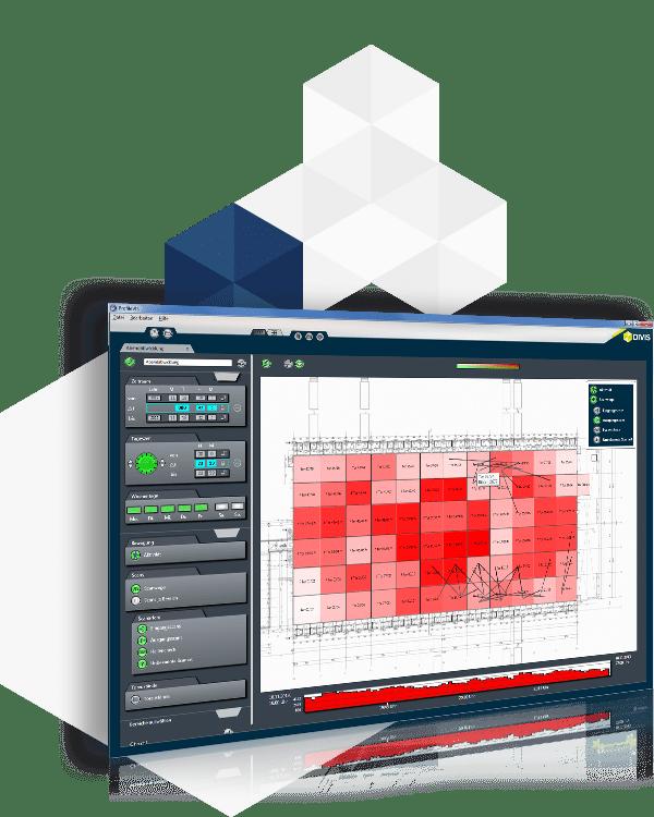 ProfileVIS für die videobasierte Materialflussoptimierung mit realen Kennzahlen