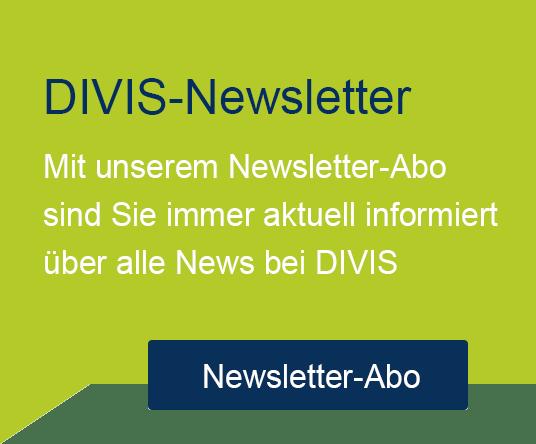 Newsletter-Abonnement | DIVIS | Videolösungen für die Logistik