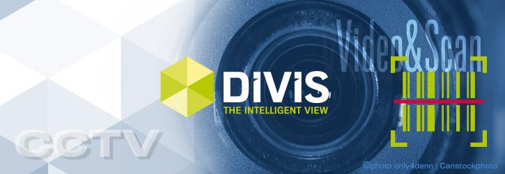 Im Vergleich: CCTV Videoüberwachung vs. Video&Scan von DIVIS