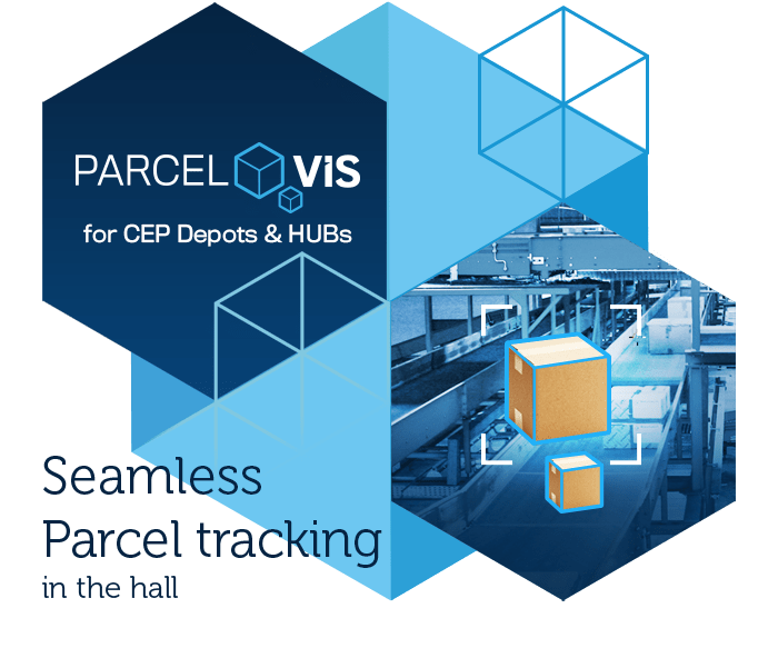 The ParcelVIS software for image-based pacel tracking in the CEP warehouse