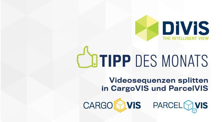 DIVIS-Tipp: Videosequenzen splitten in der DIVIS-Software