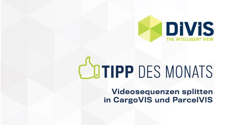 DIVIS-TIPP: Videosequenzen in der DIVIS-Software splitten