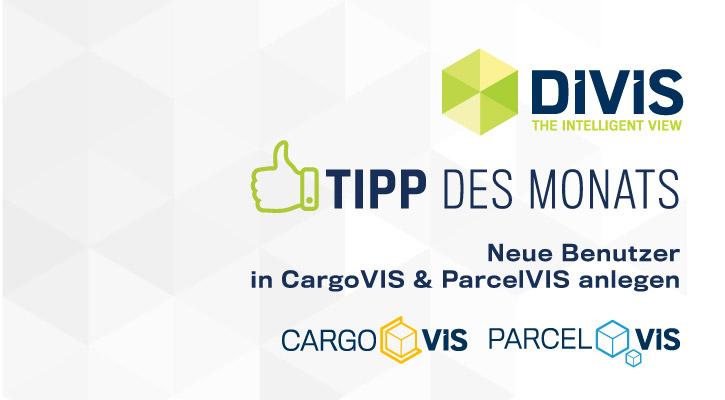 DIVIS-Tipp: Neue Benutzer in der DIVIS-Software anlegen