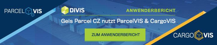 Anwenderbericht CargoVIS und ParcelVIS bei Geis Parcel CZ