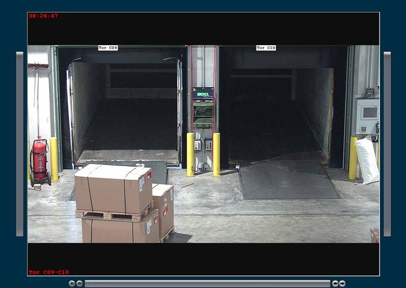 Patentierte Bereichsnavigation in CargoVIS | Vorschau