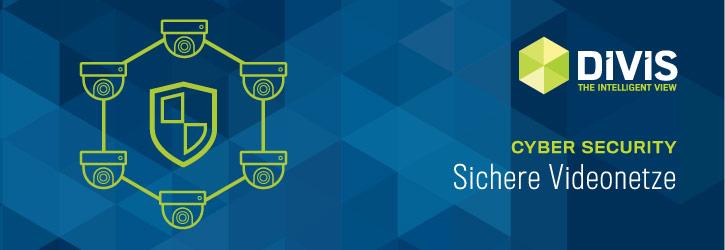 Sichere Videonetzwerke bei DIVIS