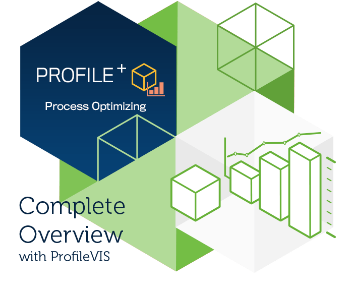 Profile+ for video-based material flow optimization