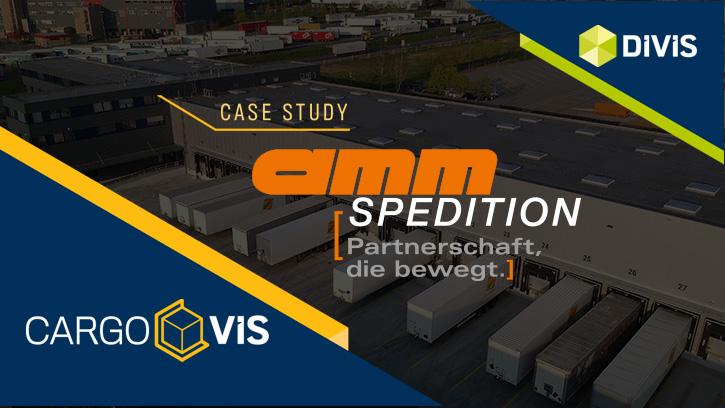 Case Study Amm: Spedition Amm nutzt DIVIS-Videoüberwachung mit Scanner-Ortung und Volumenkontrolle