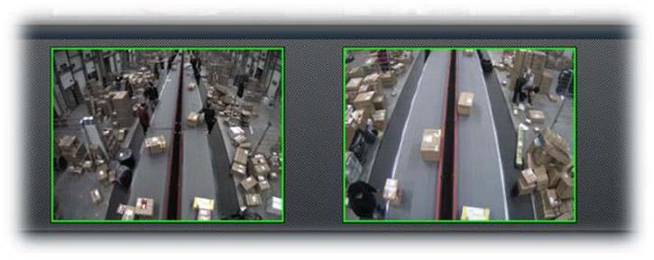 "Paketrecherche im Depot - ""Quick Trim"" in ParcelVIS | DIVIS"
