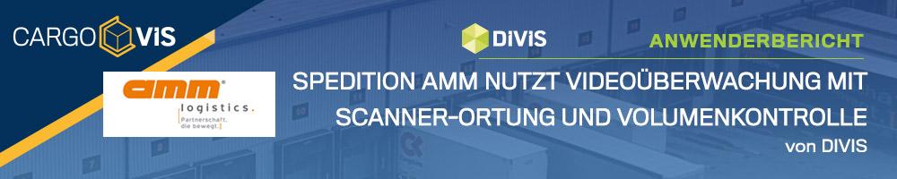 Anwenderbericht: Spedition Amm nutzt Lösungen von DIVIS