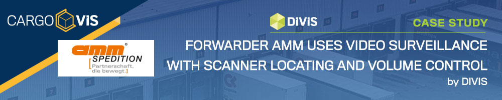 Case Study: Forwarder Amm uses DIVIS solution