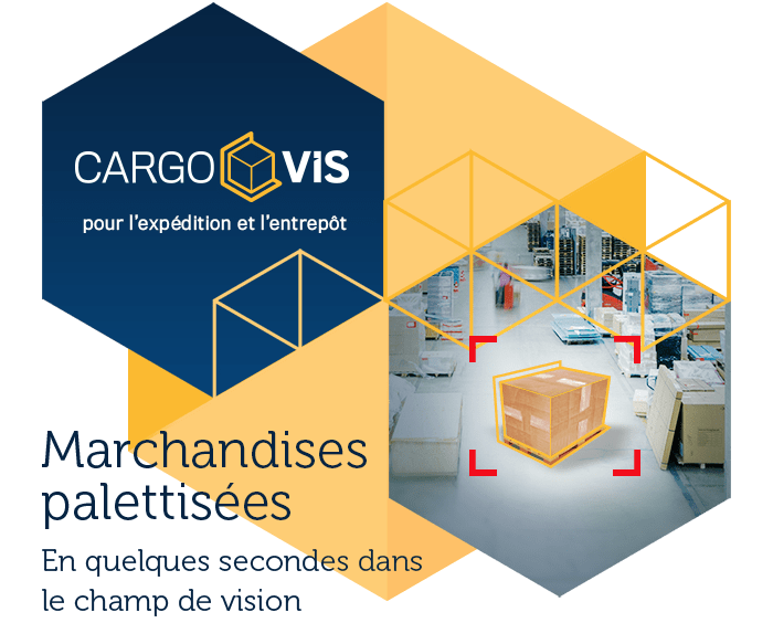 Logiciel de gestion video CargoVIS pour les entrepots de transbordement