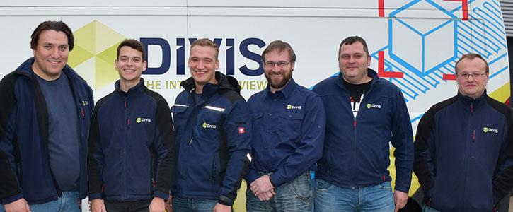 Team Servicetechnik | DIVIS