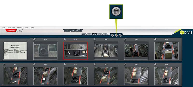 CargoVIS & ParcelVIS: Rechercheergebnisse bewerten und auslagern