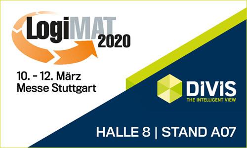 DIVIS at LogiMAT 2020
