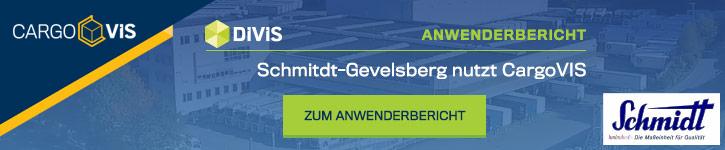 CargoVIS Videomanagement Software bei Schmidt-Gevelsberg