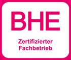 DIVIS ist BHE zertifizierter Fachbetrieb