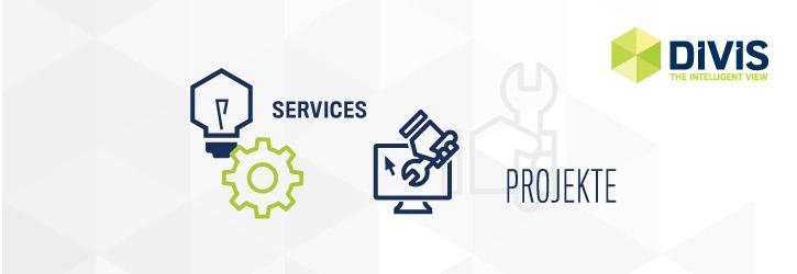 DIVIS | Services | Projekte