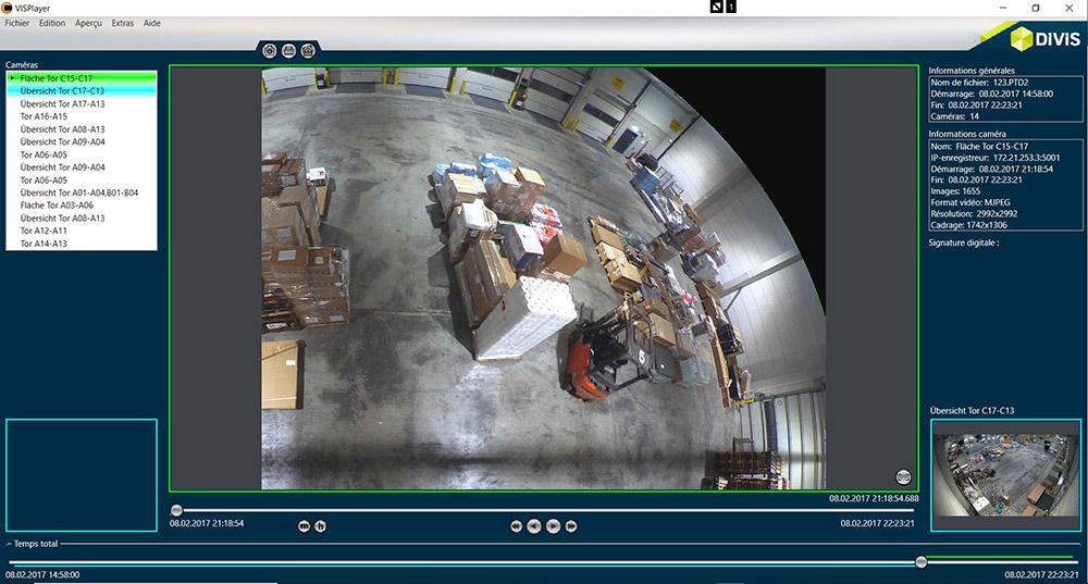 VISPlayer | Gestion vidéo
