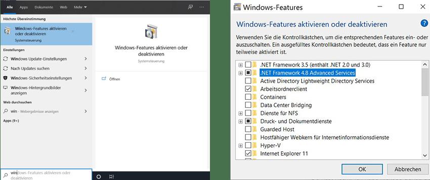 Windows-Features1und2