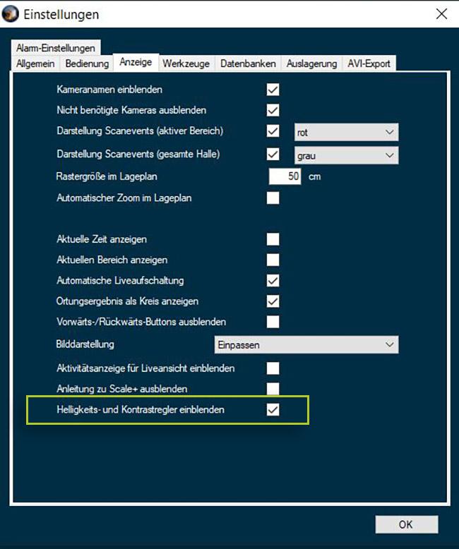 CargoVIS | ParcelVIS | Videomanagementsoftware