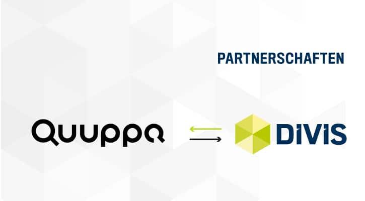 DIVIS | Quuppa | Partnerschaften