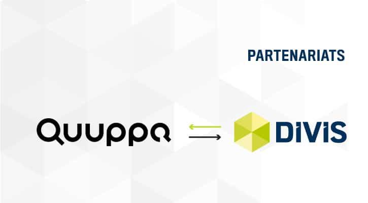 DIVIS   Quuppa   Partenariats