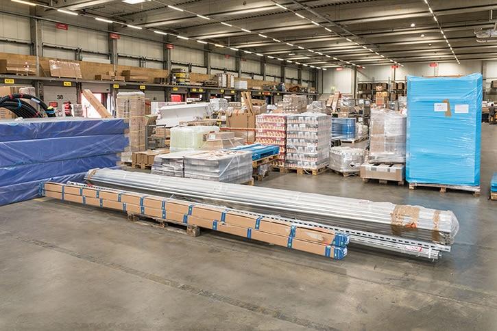 Übergrößen sicher nachgewiesen mit Scale+ bei Emons Spedition GmbH