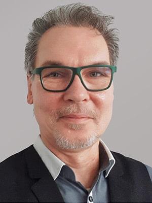 Martin Heinisch   Prokurist und Leiter für Zentraleinkauf & Immobilien