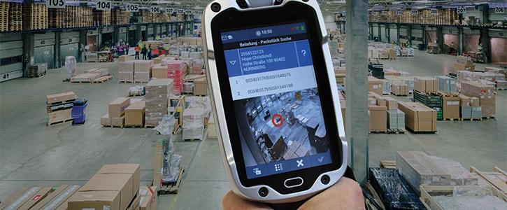 Einzelne Videobilder aus CargoVIS auf beliebigen Geräten anzeigen mit Picture+
