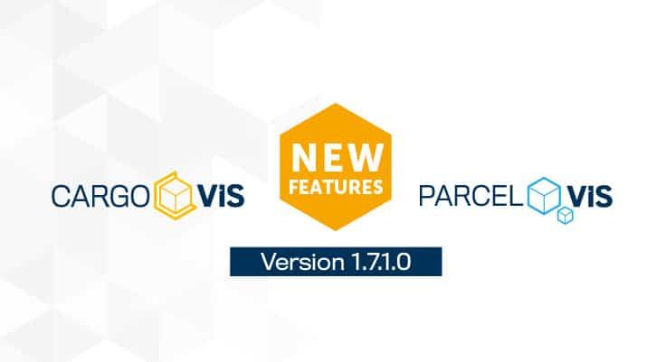 Software Release Notes CargoVIS and ParcelVIS V 1.7.1.0